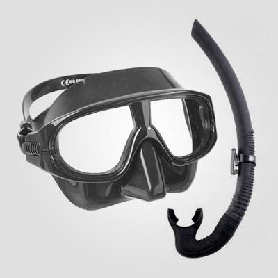 Dykkermasker og snorkler